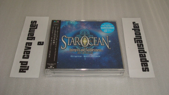 Trilha Sonora Star Ocean 5: Integrity And Faithlessness