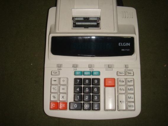 Elgin Mb 7123 (semi-nova)
