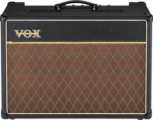 Amplificador Valvular Para Guitarra Vox Ac 15 C1. Cuotas