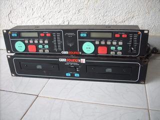 Reproductor Cd Gem Sound Para Dj Sonidero Coleccion Reparar