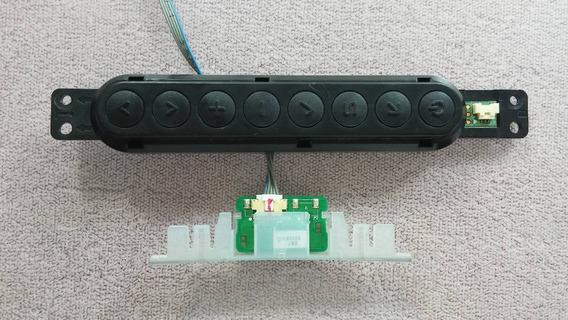 Teclado + Sensor Remoto Cr Lg 32ln570b Original