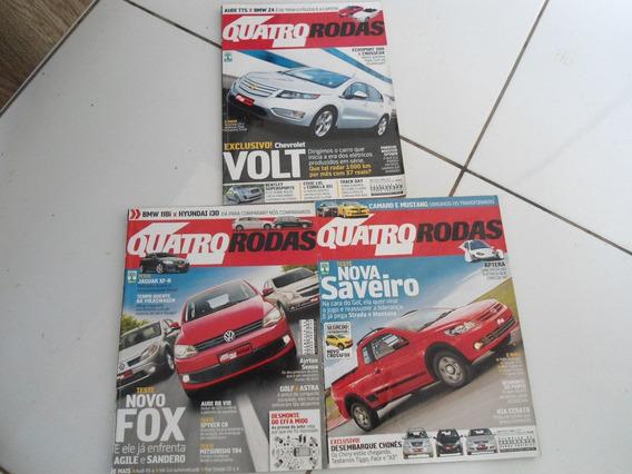 3 Revista Quatro Rodas 2009 /2010