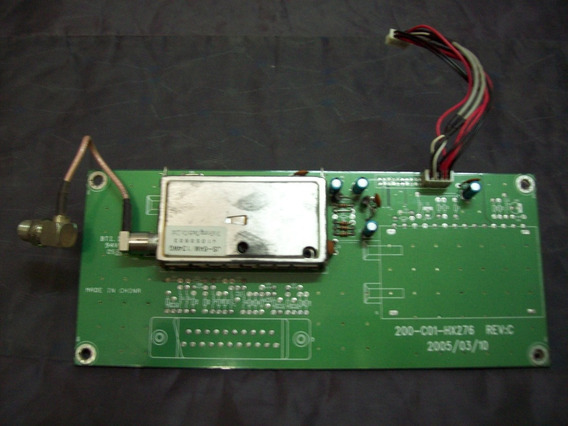 Placa Tuner Tv Lcd Proview Rx 326xu (200-c01-hx276 Rev:c)