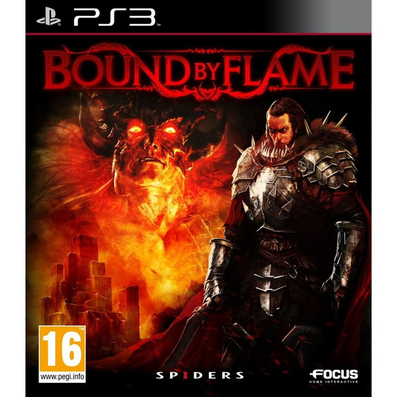 Jogo Novo Lacrado Bound By Flame Para Playstation 3