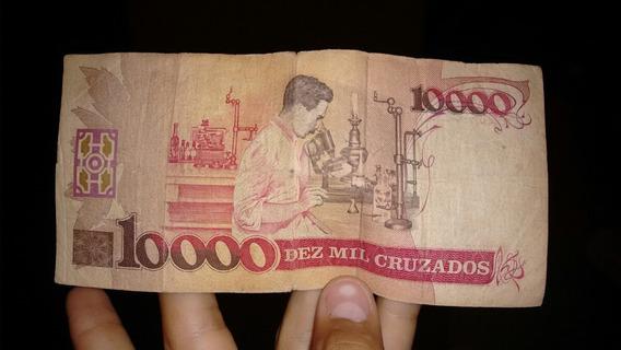 Vendo 10000 Cruzados Para Colecionadores