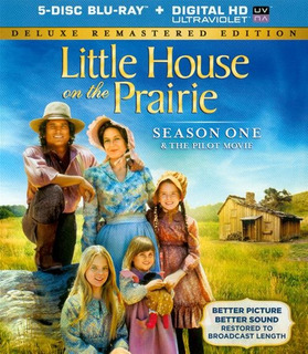 Blu-ray Little House On The Prairie / Familia Ingalls Temp 1