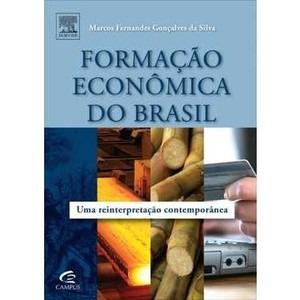 Formação Econômica Do Brasil - Marcos Fernandes
