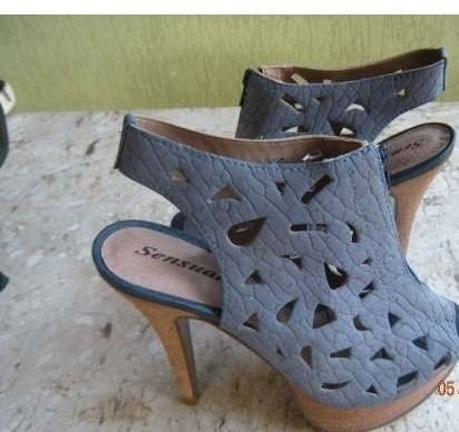 Lindissimo Ankle Boot Sensuale Tamanho 33!!