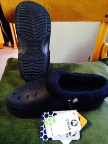 Crocs Sandalias Con Forro Originales Sin Etiqueta Entrega Ya