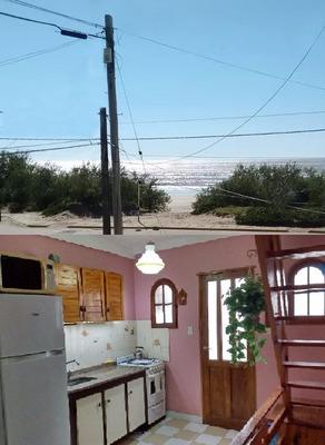 Alquiler Frente Al Mar Triplex Santa Teresita.