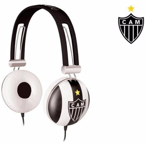 Fone De Ouvido Waldman Soft Gloves - Atlético Mineiro