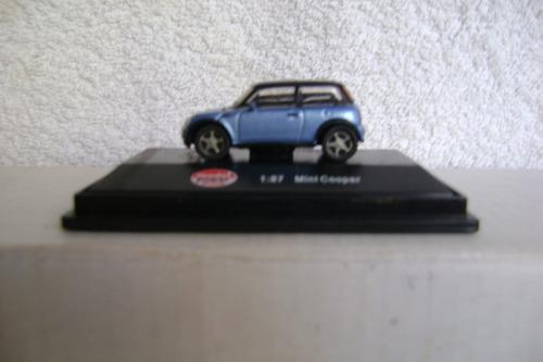 Imagen 1 de 6 de Nico Mini Cooper Metal Model Power  H0 (rvh 03)