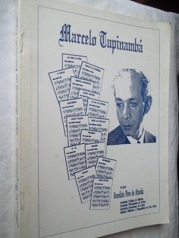 Livro - Marcelo Tupinamba - Literatura Nacional