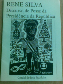 Cordel Rene Silva Discurso De Posse Da Presidência Da Repúbl