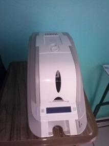 Impressora De Cartao Pvc Seminovo Com Apenas 250 Impressões