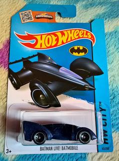 Batman Live! Batmobile Hot Wheels