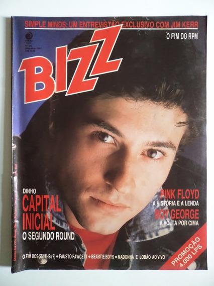 Revista Bizz N 26 - Setembro De 1987