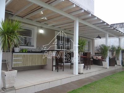 Belíssima Casa Em Valinhos - 3 Suítes E 4 Vagas - Ca04738