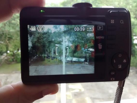 Câmera Digital Mitsuca Modelo Dc7325br 7 Megapixels