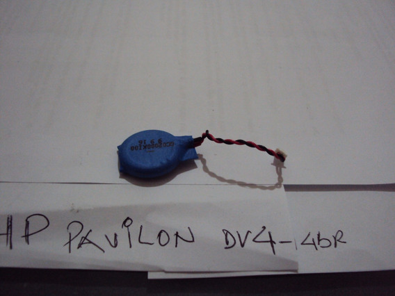 Bateria Do Setup/bios-notebook Hp- Dv4- 2014br- Usado