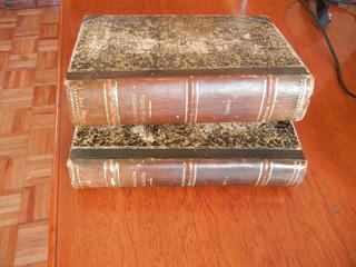Antigua Novela En Dos Tomos El Favorito De La Reina 1884