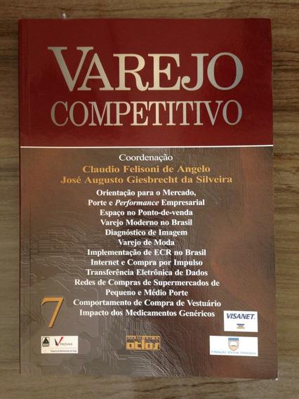Varejo Competitivo. Vol. 7. Editora Atlas, 2003. Semi-novo