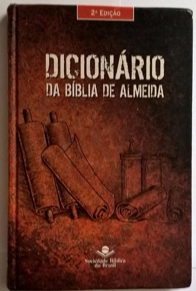 Dicionário Da Bíblia De Almeida Werner Kaschel E Rudi Zimmer