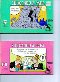 Comics Educando A Papa