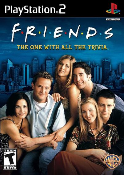 Friends Ps2 Promoção Pague 1 Leve 4 Lista Nas Fotos