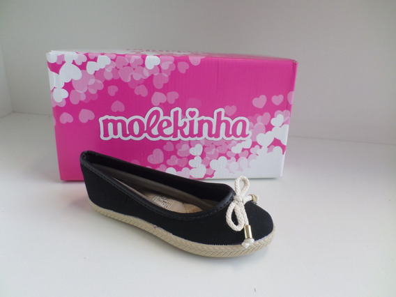 Sapatilha Infantil Molekinha - Ref.2501.102