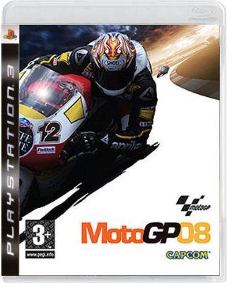 Moto Gp 08 - Jogo Ps3