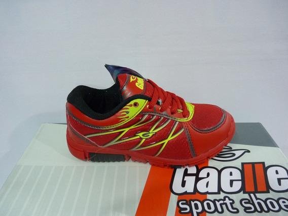Gaelle Zapatillas De Running Para Niños Talles 27 Y 30