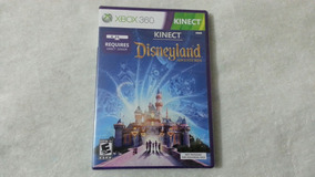 Kinect Disneyland Adventures Original Para Xbox 360 Lacrado
