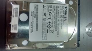 Disco Duro Toshiba 750gb 9.5mm