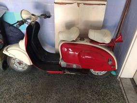 Motoneta Iso Milano 150cc 2t 1957 Permuto