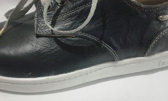 Zapato Zapatilla De Cuero Directo De Fabrica