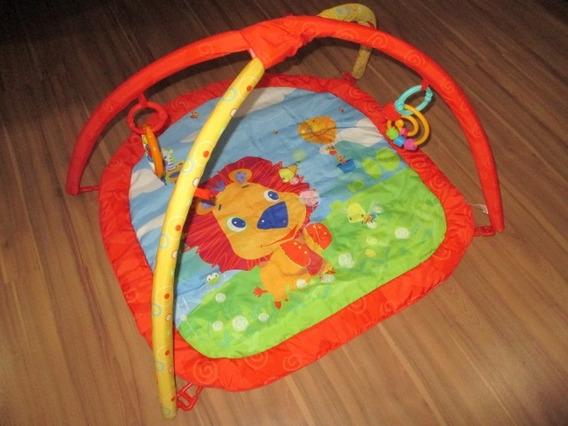 Tapete De Atividades Para Bebê Crianças Usado Bom Estado