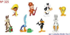 Kinder Ovo - Coleção Completa - Looney Tunes (1997)