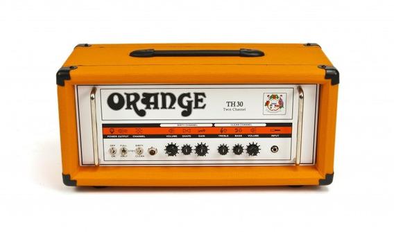 Amplificador / Cabezal Valvular De Guitarra Orange Th30