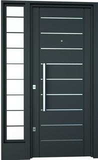 Portada Reforzada 1 Lateral C/cerrojo Seguridad 118x205 Atex