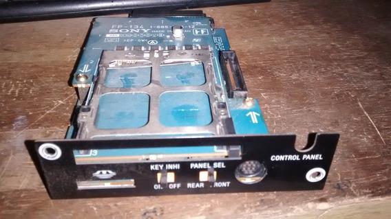 Sony Main Circuit Board A8344895a (1160)