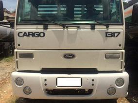 Ford Cargo 1317 Toco Carroceria