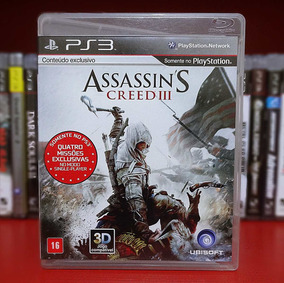 Assassin´s Creed Iii Assassin´s Creed 3 - Ps3