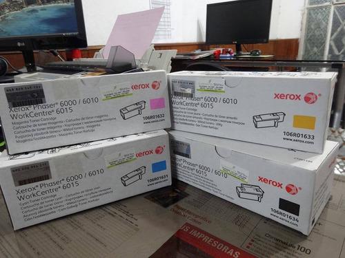 Nuevo Toner Original Xerox  Wc7220 /  Reparto Lima Cada Uno