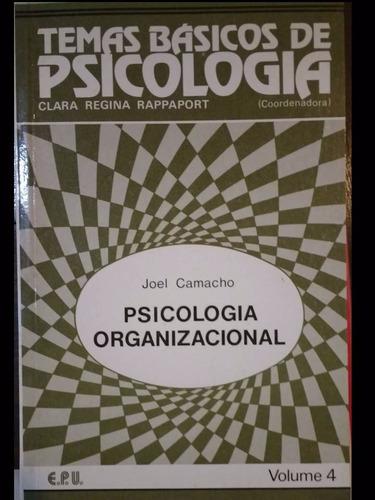Livro  - Psicologia Organizacional