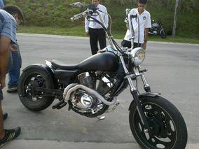V-blade 250 Customizada, Km Baixa