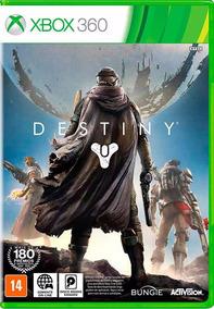 Destiny Xbox 360 Mídia Física Lacrado Melhor Preço + Brinde
