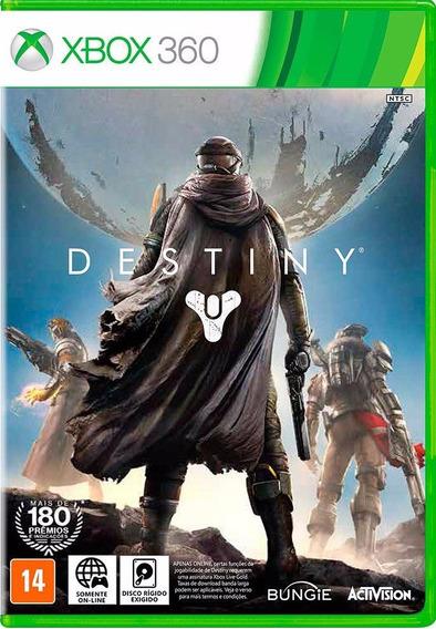 Destiny Xbox 360 Mídia Física Lacrado Melhor Preço