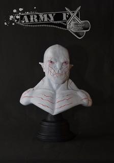 Busto Azog Orco Blanco The Pale Orc El Hobbit Escultura
