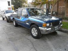 Chevrolet Luv Space Cab, Cabina Y Media Naftera Unica